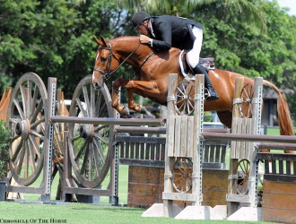 2016 $50,000 WEF 12 USHJA International Hunter Derby