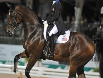 2016 Adequan Global Dressage Festival 12 Nations Cup—Friday