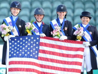 2016 Adequan Global Dressage Festival 12 Nations Cup—Thursday