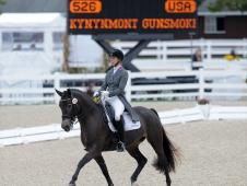 Jessica Jo Tate and Kynynmont Gunsmoke's Gideon