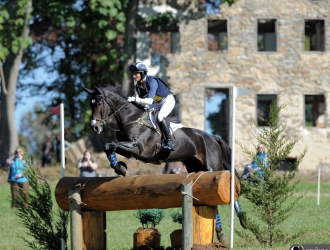 2016 Dutta Corp. Fair Hill International CCI** Cross-Country 1