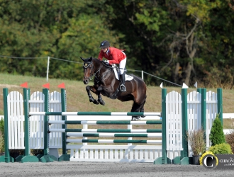 2016 Dutta Corp. Fair Hill International CCI*** Show Jumping 1