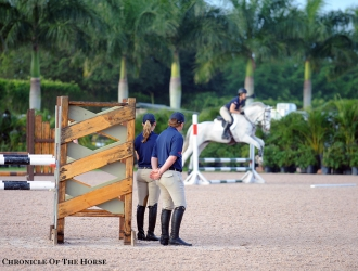 2016 George H. Morris Horsemastership Training Session - Day 2