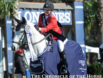 2016 Live Oak $100,000 Longines FEI World Cup Jumping Qualifier