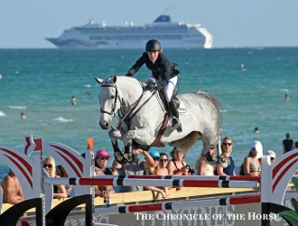 2016 Longines Global Champions Tour of Miami Beach Moments