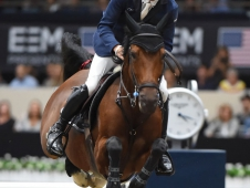 Scott Brash and Hello M'Lady