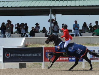 2016 NAJYRC-Junior Team Show Jumping