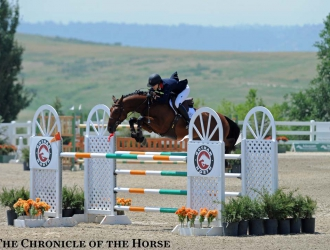 2016 NAJYRC-Young Rider Team Show Jumping