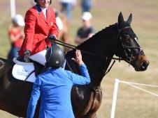 Hannah Sue Burnett and Cooley Dream Win Ocala Jockey Club International CCI**