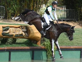 2016 Olympic Games - Eventing Cross-Country