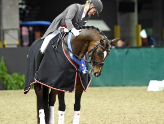 2016 Omaha International Grand Prix Dressage