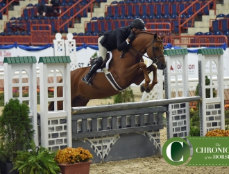 2016 Pennsylvania National Horse Show- Wednesday