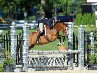2016 Pony Finals—Medium and Large Greens