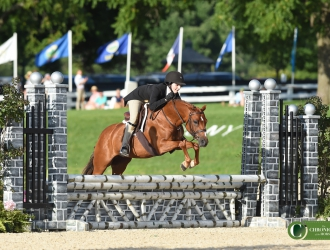 2016 Pony Finals—Small Greens