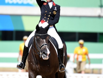 2016 Rio Olympic Games - Dressage Grand Prix Freestyle