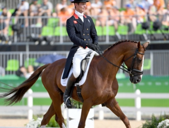 2016 Rio Olympic Games - Eventing Dressage Day 1 PM Session