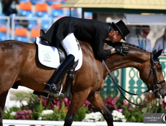 2016 Rio Olympic Games - Eventing Dressage Day 2 AM Session