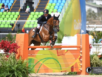 2016 Rio Olympic Games - Eventing Show Jumping