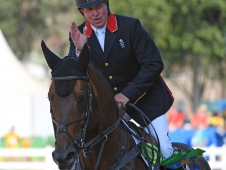 Nick Skelton and Big Star