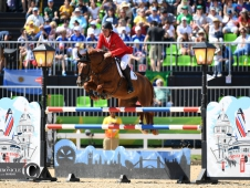 Ludger Beerbaum and Casello