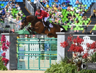 2016 Rio Olympic Games - Team Show Jumping Day 1