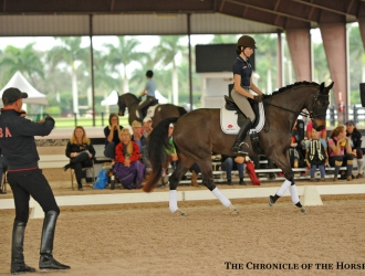 2016 Robert Dover Horsemastership Clinic—Friday