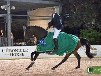2016 Rolex Central Park Horse Show-CSI*** Grand Prix