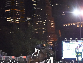 2016 Rolex Central Park Horse Show-Thursday Jumpers