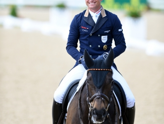 2016 Rolex Kentucky CCI**** Dressage Day 1