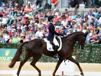 2016 Rolex Kentucky CCI**** Dressage Day 2