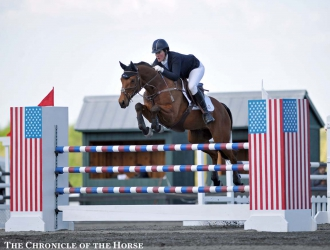 2016 The Fork CIC and Horse Trials - Saturday