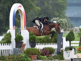 2016 USHJA International Hunter Derby Championship—Classic Round