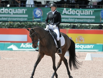 2017 $100,000 Land Rover Wellington Eventing Showcase - Dressage
