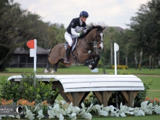 William Fox-Pitt and Steady Eddie