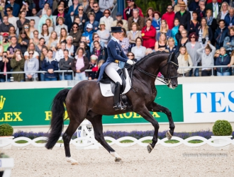 2017 Aachen Grand Prix Freestyle