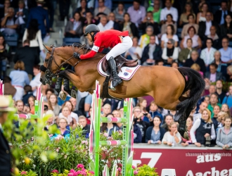 2017 Aachen Mercedes Benz Nations Cup