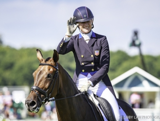 2017 Burghley CCI**** Dressage Day 2