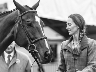 2017 Burghley CCI**** First Jog
