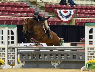 2017 Capital Challenge Horse Show—Wednesday