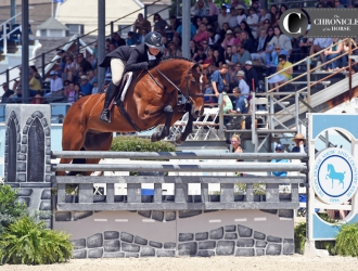 2017 Devon $25,000 USHJA International Hunter Derby
