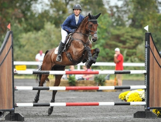 2017 Fair Hill International - CCI** Show Jumping