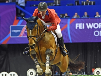 2017 FEI Longines World Cup Final Day 3