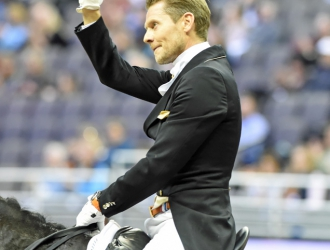 2017 FEI World Cup Dressage Final Grand Prix
