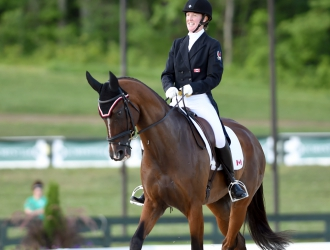 2017 Great Meadow International CICO*** - Dressage
