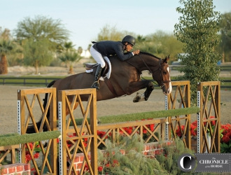 2017 HITS Coachella IV $50,000 USHJA International Hunter Derby