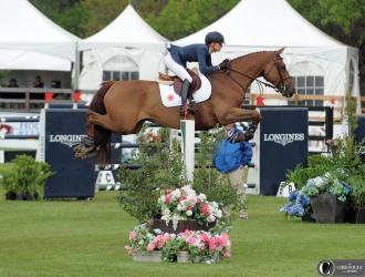 2017 Live Oak International Horse Show $100,000 Longines FEI Ocala World Cup Qualifier