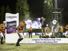 Longines FEI Nations Cup™ Jumping Final Barcelona