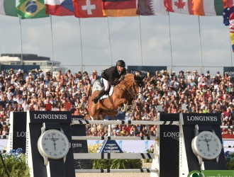 2017 Longines Global Champions Tour of Miami Beach Saturday