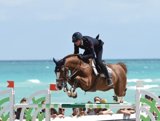 2017 Longines Global Champions Tour of Miami Friday