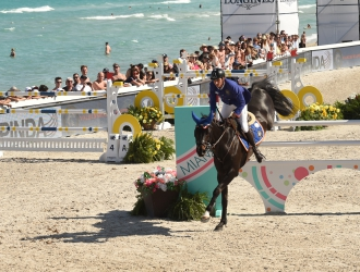 2017 Longines Global Champions Tour of Miami Thursday
